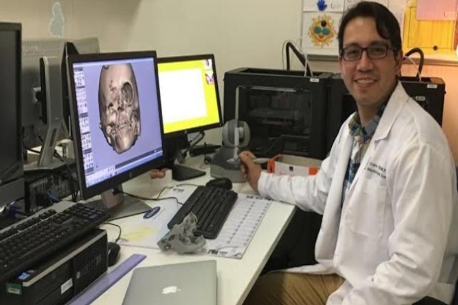Entrevista Dr. Sergio Olate, Director II Simposium en Cirugía Oral y Maxilofacial del sur de Chile, UFRO