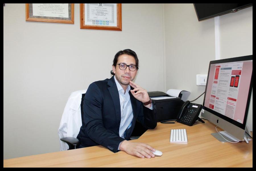 Organización Internacional Médica reconoce al Dr. Sergio Olate como el mejor profesional de la salud en su especialidad 2016-2017
