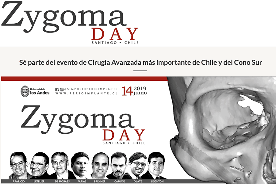 Zygoma Day - Santiago, Chile
