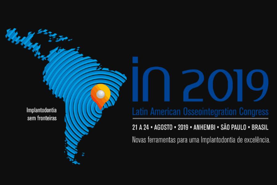 Latin American Osseointegration Congress - São Paulo, Brasil