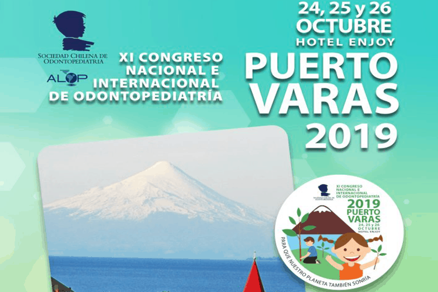 XI Congreso Nacional e Internacional de Odontopediatría - Puerto Varas, Chile